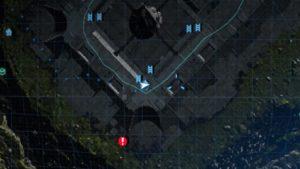 DEATH STRANDING®メモリーチップ42地図